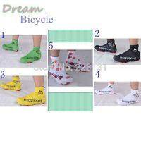 5pair/lot wholesale Black Color Bike Sport Shoe Cover Jersey Part Fast shipping 2013 Design