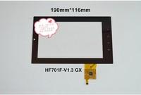 New  7 inch Touch Panel Digitizer HF701F-V1.3 GX