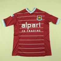 West Ham United Soccer Jerseys New Season 14/15 West Ham United 3A+++ Best thai quality Andrew Carroll Soccer Jerseys