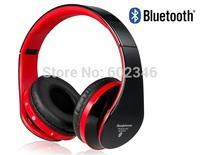 Free Shipping + Wireless Headphones Studio Minions EB203 Foldable On-ear Wireless Stereo Bluetooth Headphones with FM & TF Card