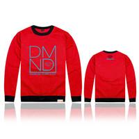 Brand Diamond supply co Men's & Women's Fashion Starry diamond Print Sport Hooded Chunky Hoodies Sweatshirt for men Pink dolphin