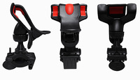 Bicycle Bike Motorcycle Cell Phone Handlebar Mount Clip Holder Stand for Samsung Galaxy S5 S4 S3 Note 2 Note 3