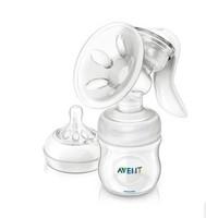 England original avent manual breast pump more comfort,more milk naturally SCF330/20