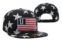 Unkut Star Snapback caps & hats in black blue red U mens & women hiphop strapback hat Freeshipping !