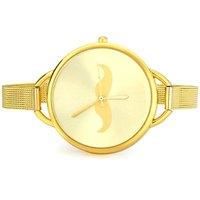 Superb! 2014 New Fashion Female Watches With Pointer Display Round Dial Quartz Watch