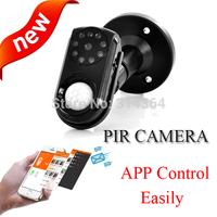 NEW MMS security Camera GM01 hidden infrared Wireless GPRS GSM Alarm Camera System Remote control PIR Motion Night Video Cam APP
