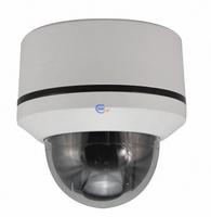 3 Inch Ceiling/Embedded Mini High Speed PTZ Camera 10X ZOOM EDS-10XHSC 480TVL