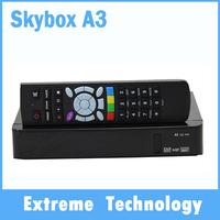 Original Skybox A3 HD DVB S2 digital satellite receiver support Youtube Weather Forecast EPG cccam newcam mgcam