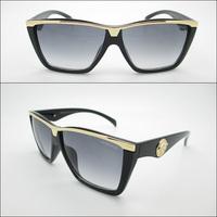 2014 sunglasses glasses the trend of personality elegant anti-uv sunglasses 9013
