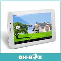New 3G Phone Call Tablet T70G MTK8312 Dual Core 7 inch IPS Screen 4GB ROM Dual Camera OTG Bluetooth GPS Android 4.2 tablet pc