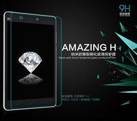 MOQ 1PC For Xiaomi Pad MiPad Mi Pad A0101 NILLKIN Amazing H Nanometer Anti-Explosion Tempered Glass Screen 9H Protector Film