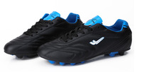 2014 New arrival men's  Prevent slippery wear-resisting Round nails special football shoes outdoor sports sneakers  Y599