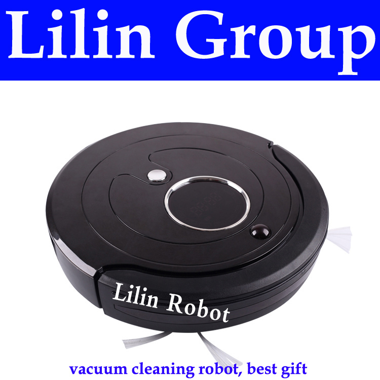 Most Advanced Vacuum Cleaning Robot ,Multifunction(Sweep,Vacuum,Mop,Sterilize),Schedule,Two Side Brush,Self Charge,Best Gift(China (Mainland))