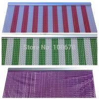 Colors Aluminum Door Chain Fly Screen  Curtain