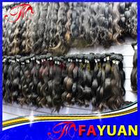 DHL free shipping 7A FAYUAN Mixed lots 3 pieces body wave 100% virgin real hair