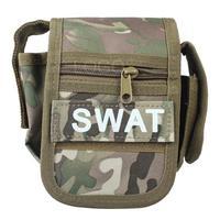Good Outdoor Sports Tactical Waist Bag Durable Nylon Bag for Climbing Cycling Hot