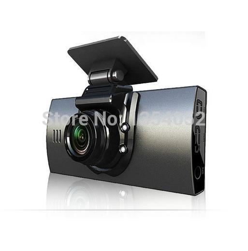 2014 New DK870 Dual 720P HD Lens Rear View Car DVR Camera Black Box Mini Dashboard Cam Corder Aluminum Video Recorders(China (Mainland))