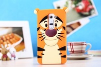 retail new arrival tiger Monsters Inc. Sulley Marie Alice Cat slinky dog silicone rubber cases covers for LG G2