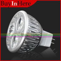 6W Mr16 3x2W Energy Saving Power Led Light  Warm/Cool White High Down Spotlight Spot Bulb Lamp 110v 220v