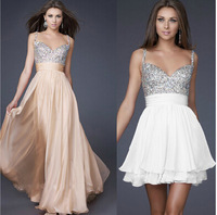 New Arrival!!! 2014 European and American fashion the bride long dress/Evening dress/Dinner party dress WLF050