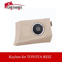 Car Keyless Go  system for TOYOTA New REIZ  with automatic window