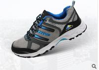 2014 shoes hiking shoes sport shoes Men gauze breathable casual shoes