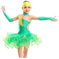 CS-33 Latin dance dress performance Latin dance dress for girls Latin dresses Dress for dancing Girls dance costume