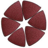 36tlg abrasive paper sanding sheets for MultiMaster Bosch Fein, Dremel, Makita