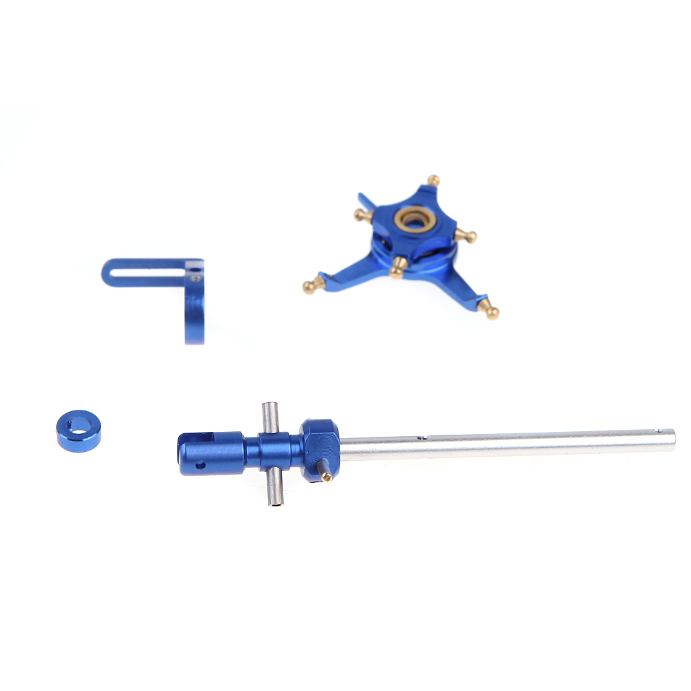 Original WLToys V911 Nine Eagles 260A 320A Helicopter Metal Swashplate Upgrade Set for RC Helicopter(China (Mainland))