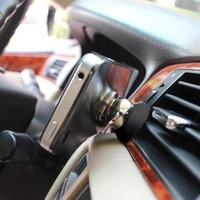 Rotating multifunctional mobile phone holder car mobile phone car holder gps mount mobile phone holder Black one BR-10005A