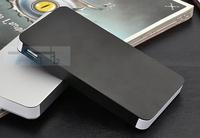 Black Power Bank 50000 mAh powerbank portable charger external Battery 50000 mAH mobile phone charger Backup powers