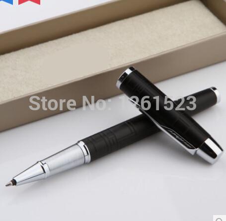 IM series metallic gray plaid pattern pen roller pen counter genuine(China (Mainland))