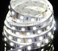 dhl free shipping 5m/roll 300led flexible smd 5050 60led/m led strip light