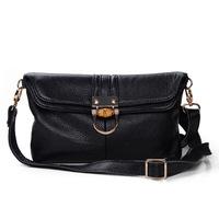 2014 autumn retro handbag, genuine leather women messenger bag, shoulder bags for girl L6105