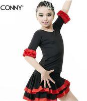 CS-39 Kids dancewear Latin dance wear Dance costume Dress for dancing Dance wear Clothes for dancing Latin dresses performance