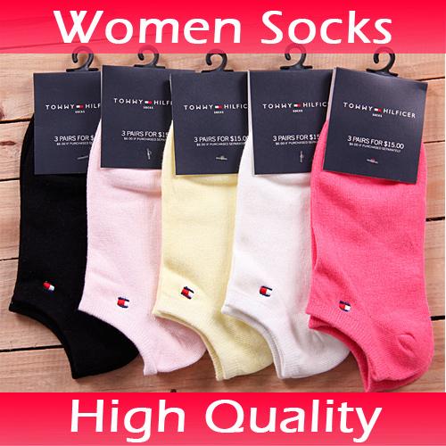 2014 Fashion Brand Women's Socks Slippers Sport Socks For Women Bamboo Athletic Women Socks Meias Femininas 5 Colors(China (Mainland))