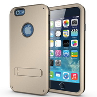 High Quality SGP Premium Matte Quicksand Hard TPU + PC Phone Cases For Iphone 6