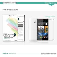 Original Nillkin Super Clear Anti-fingerprint Protective Screen Protector Film For HTC Desire 210