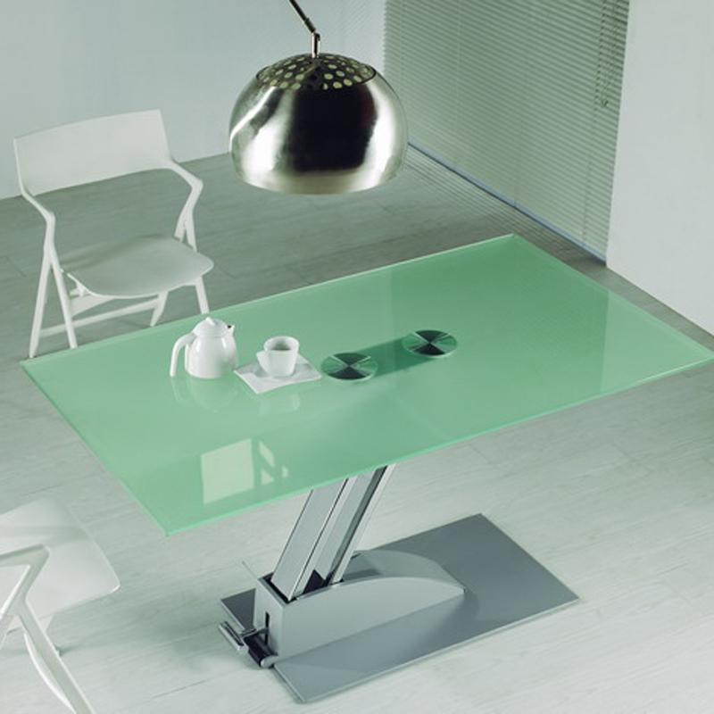 table verre pliante