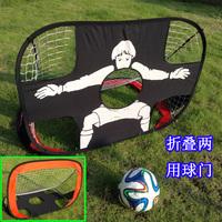 Folding football door child football door football mast football net football door