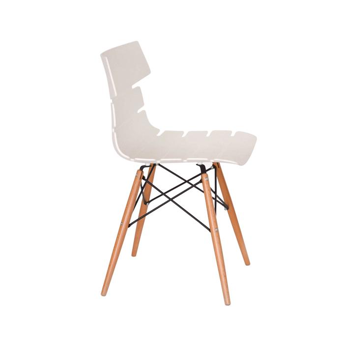 Special Nordic IKEA LOFT modern minimalist white wood
