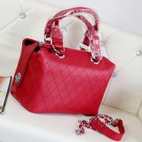 new 2014 bags handbags women famous brands genuine leather bags bolsos celebrity female shoulder bag