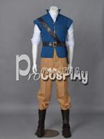 Tangled Flynn Rider Cosplay Costume