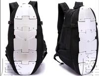 Knight Backpack super-hard alloy motorcycle crash baffle shells backpack field Fangshuai