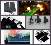 1Pcs/lot Hot Selling 14W Warmer Bed Mat Pad Amphibians Adjustable Temperature Pet Reptile Heating Heater P410