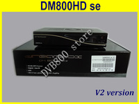 2014 Satellite tv Receiver DM800SE V2 wifi 1GB Flash 521MB RAM DM800hd se HbbTV and Web browser with sim2.2 v2 Free Shipping