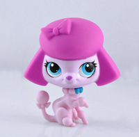 Littlest Pet Shop Kitty Dog Collection Child Girl Figure Toy Loose Cute