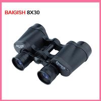 Baigish 8*30 High-powered Binoculars High-power High-definition Telescope / Binocular