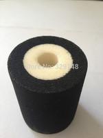 hot ink roller solid ink roller black for ink roller coding machine to print expiry date batch number