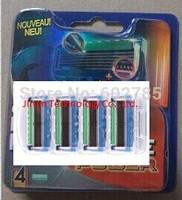 Best Quality Shaving Razor Blades For Men Razor Blade F Proglide power 4S(4pcs/ lot) Free Shipping---EU version
